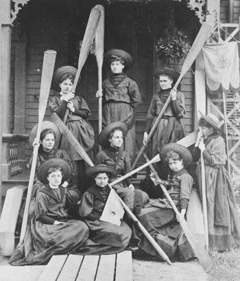 Wellesley Crew Team