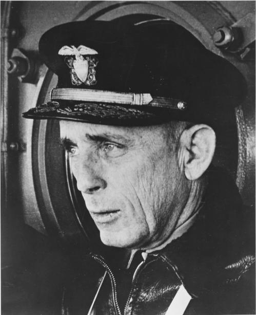 Rear Admiral Daniel V. Gallery