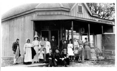 Alderson's store