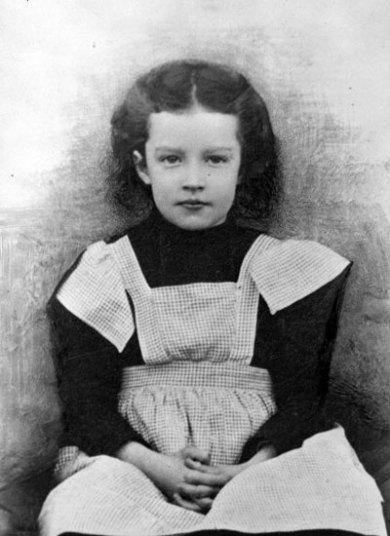 Catherine Isabelle Kelly.