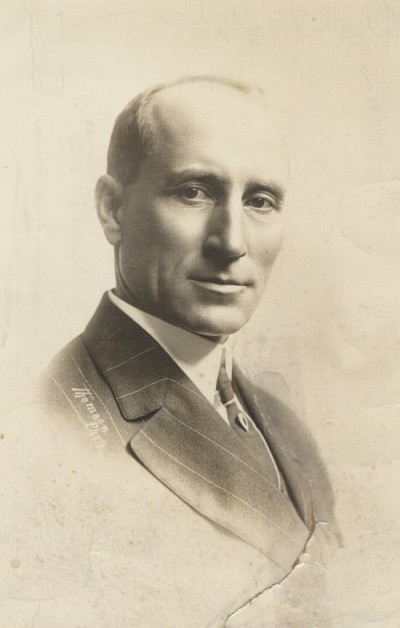 Portrait of Kansas Governor George H. Hodges