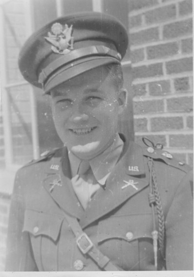 photo of 1st Lieutenant Marvin H. Prinds