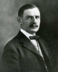 Portrait of William B. Strang.