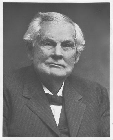 Patrick McAnany in 1900.