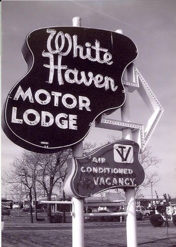 White Haven Motor Lodge sign.  Original: http://www.jocohistory.org/cdm/ref/collection/jcm/id/11599