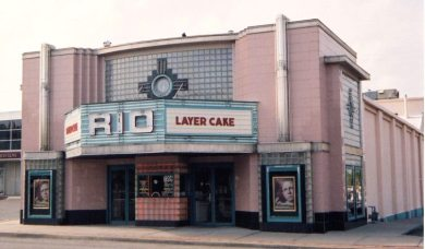 The Rio in Overland Park opened in 1946 as the Overland.  The one-screen theater was added to the National Register of Historic Places in 2005.