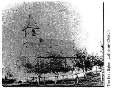 salem church 1800s