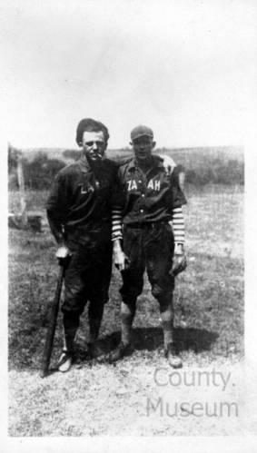 Zarah Baseball 2
