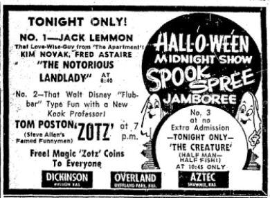 08 1962 Halloween Ad