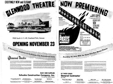 09 1966 Glenwood Opening Ad