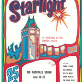 Playbill cover from 1969