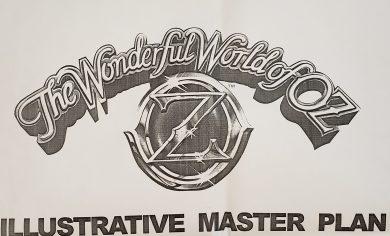 Wonderful World of Oz logo.