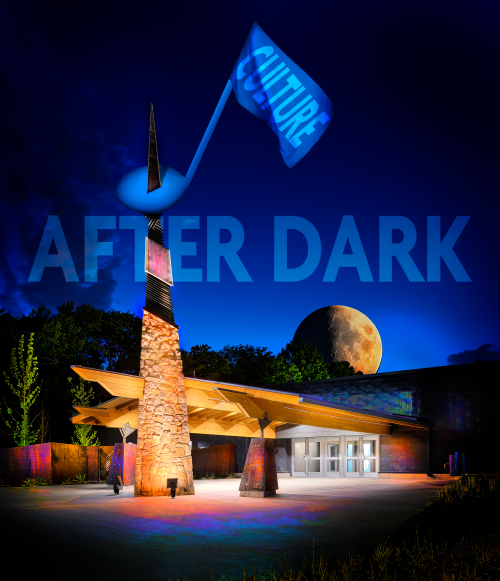 Culture After Dark will take place the second Thursday of each month in the JCAHC Commons!