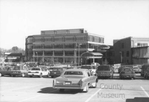3.Menorah Medical Center, c. 1996. Johnson County Museum.